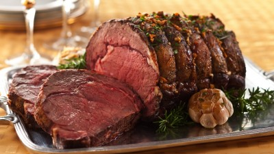 THE ART OF PRIME RIB