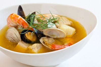 BOUILLABAISSE MADE SIMPLE
